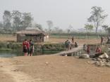 bridge near Sauraha