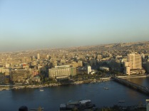 @Marjan Slaats: East - downtown, Islamic Cairo, Muqattam plateau