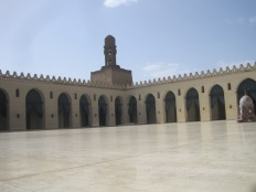 @Marjan Slaats: the quiet space of El Hakim mosque
