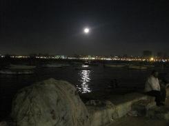 @ Marjan Slaats: Eastern harbour by night