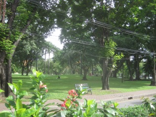 @marjanslaats Lumpini park, one of Bangkok's nicest public spaces