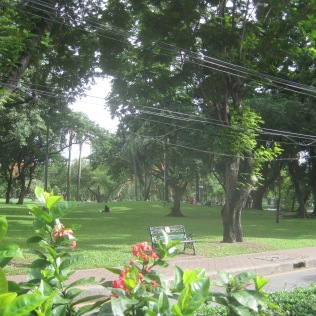 @marjanslaats Lumpini park, one of Bangkok's nicest public spaces