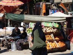 Cairo street scene source: @ Marjan Slaats