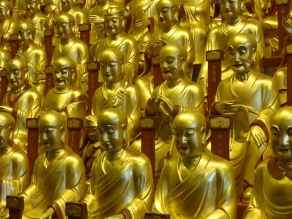 at Longhua temple @ marjanslaats