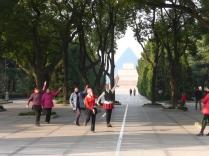 at Longhua revolutionary martyr cemetery @marjanslaats